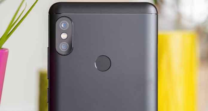 kamera Artificial Intelegence Xiaomi Redmi Note 5