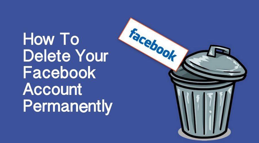 cara menonaktifkan facebook permanen