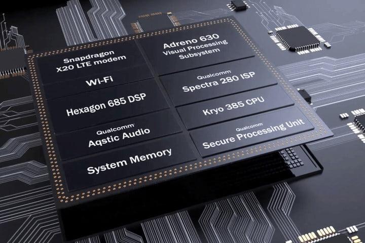 chipset handphone paling ngebut saat ini