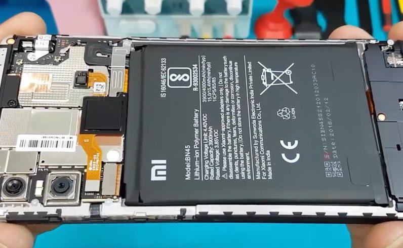 baterai redmi note 5