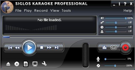 nyanyi karaoke pakai laptop