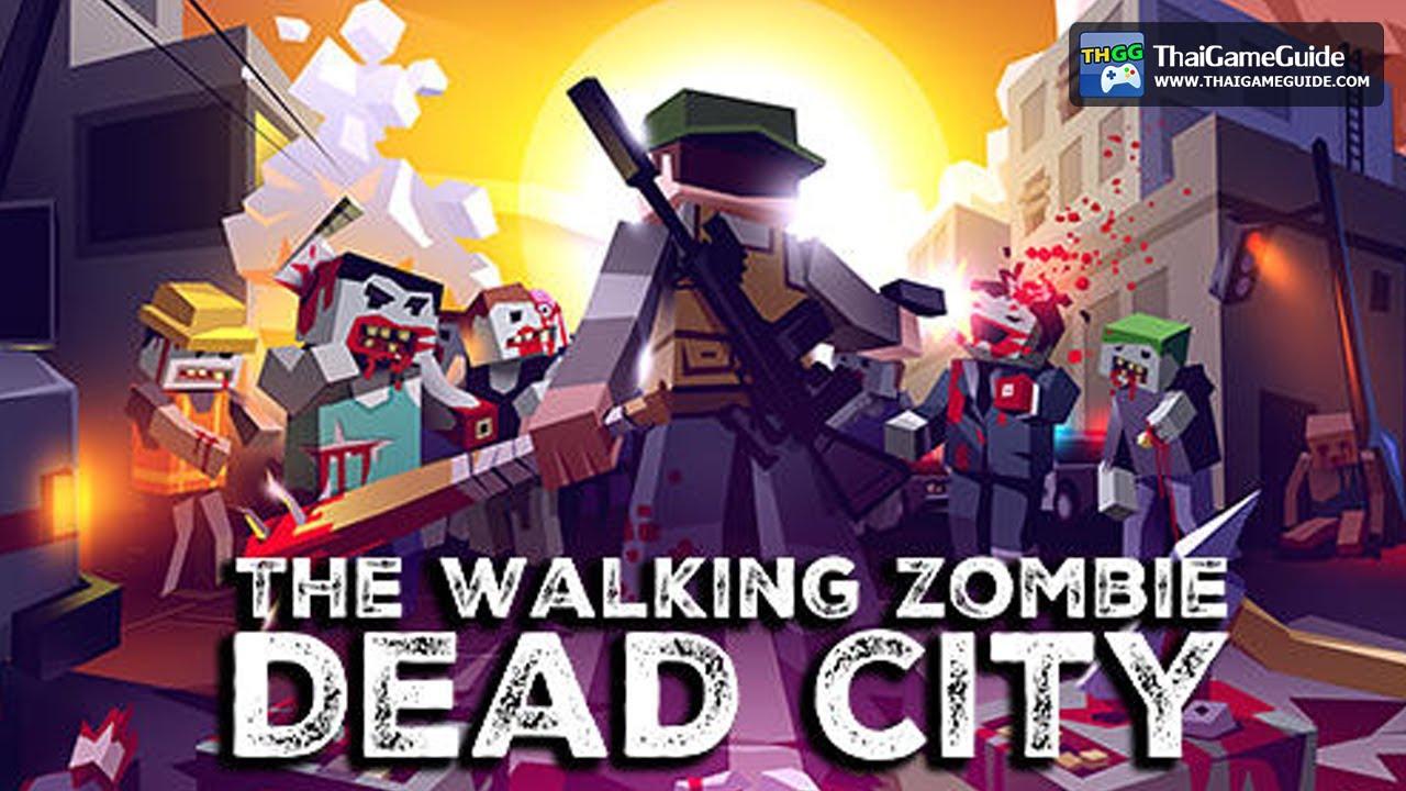 The Walking Zombie: Dead City permainan terbaik di Android