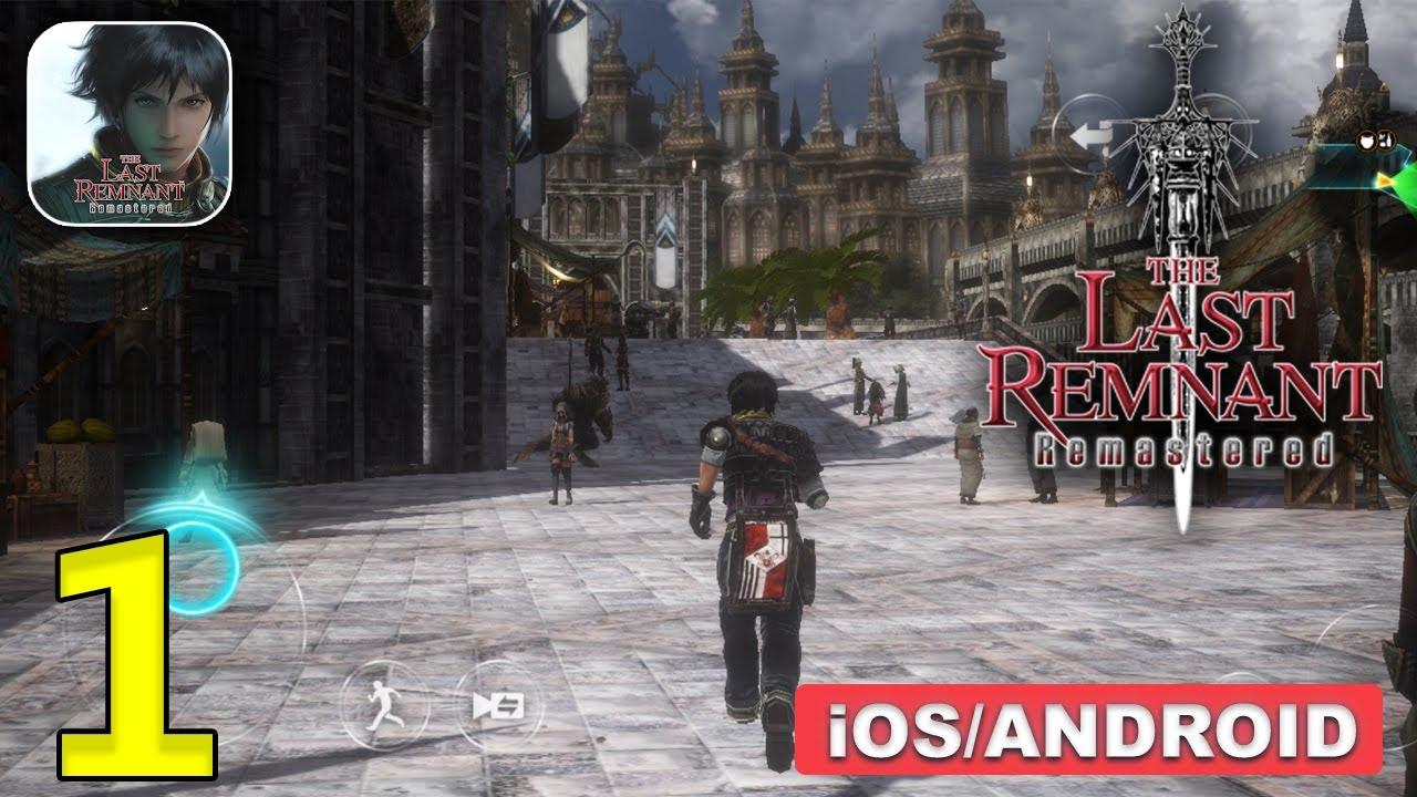 game petualangan terbaik the last remnant remastered