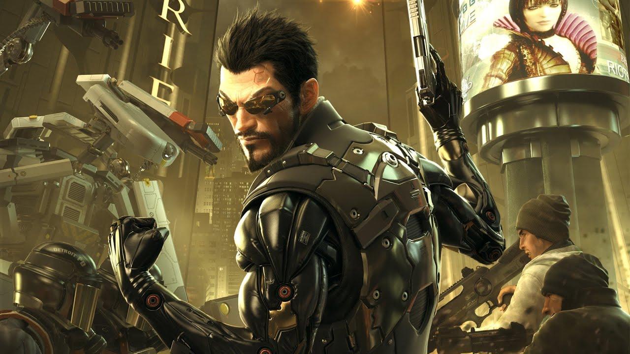 permainan Deus Ex: Human Revolution