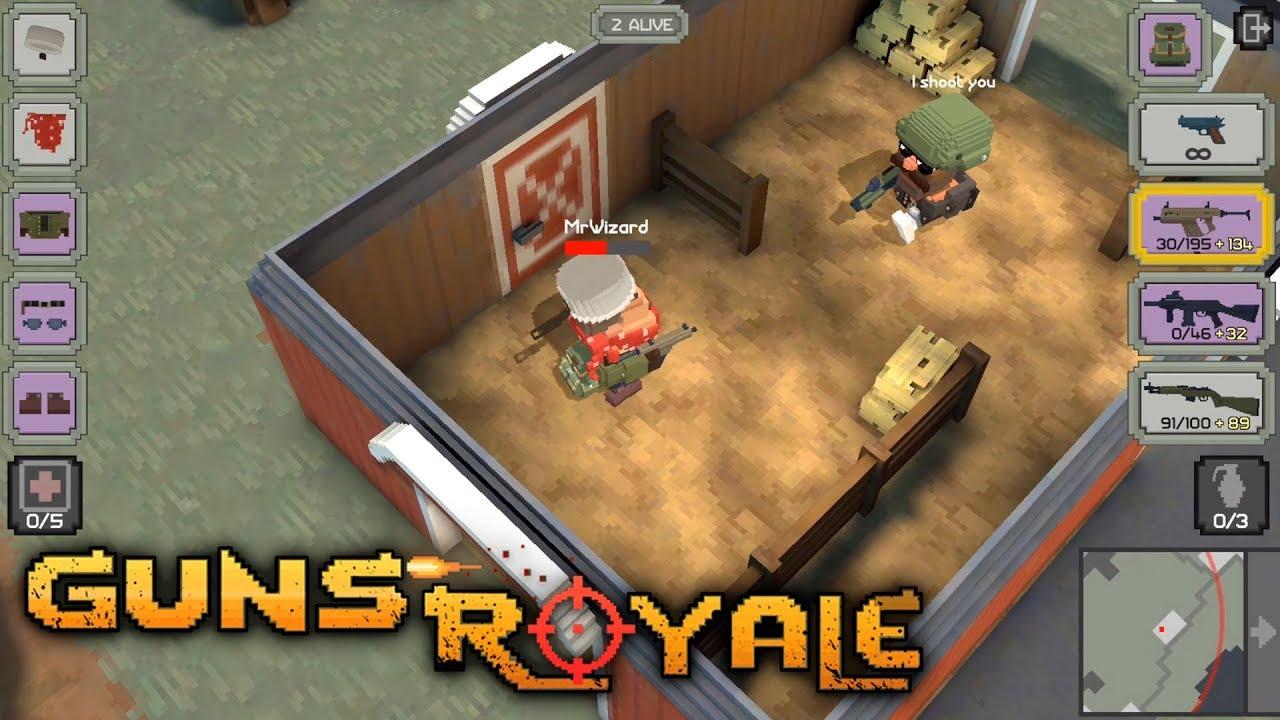 permainan guns royale