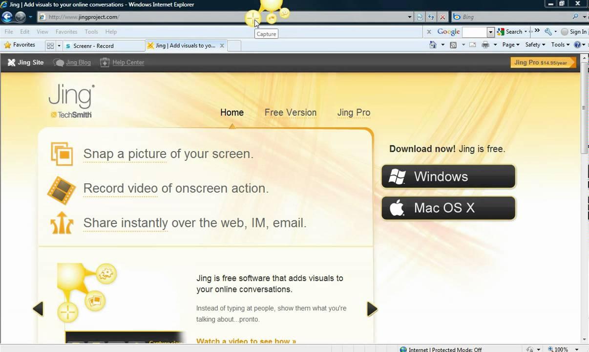 aplikasi screenshot di laptop
