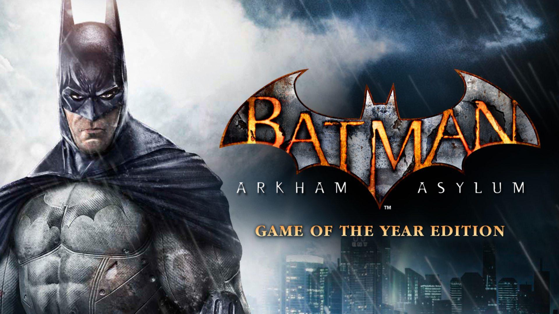 permainan Batman: Arkham Asylum