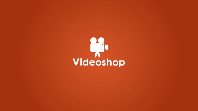 menyunting video dengan video shop