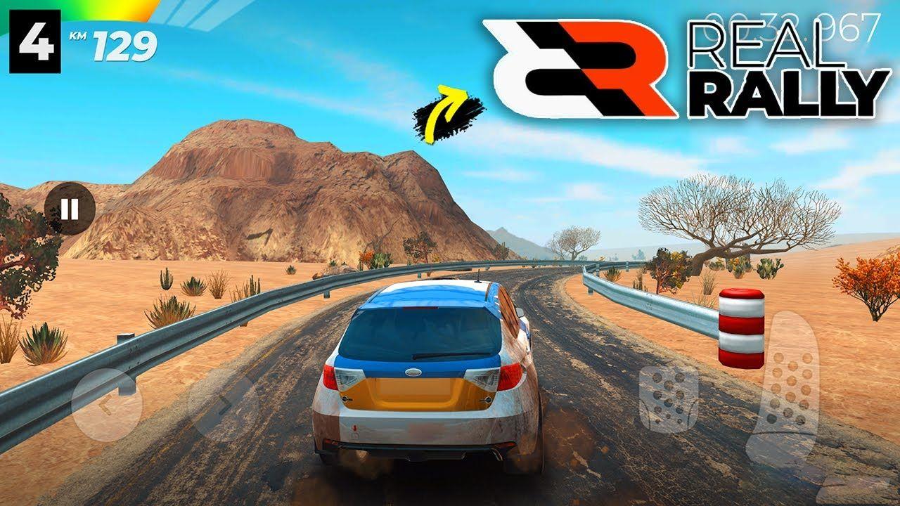 Game balapan racing terbaik real rally