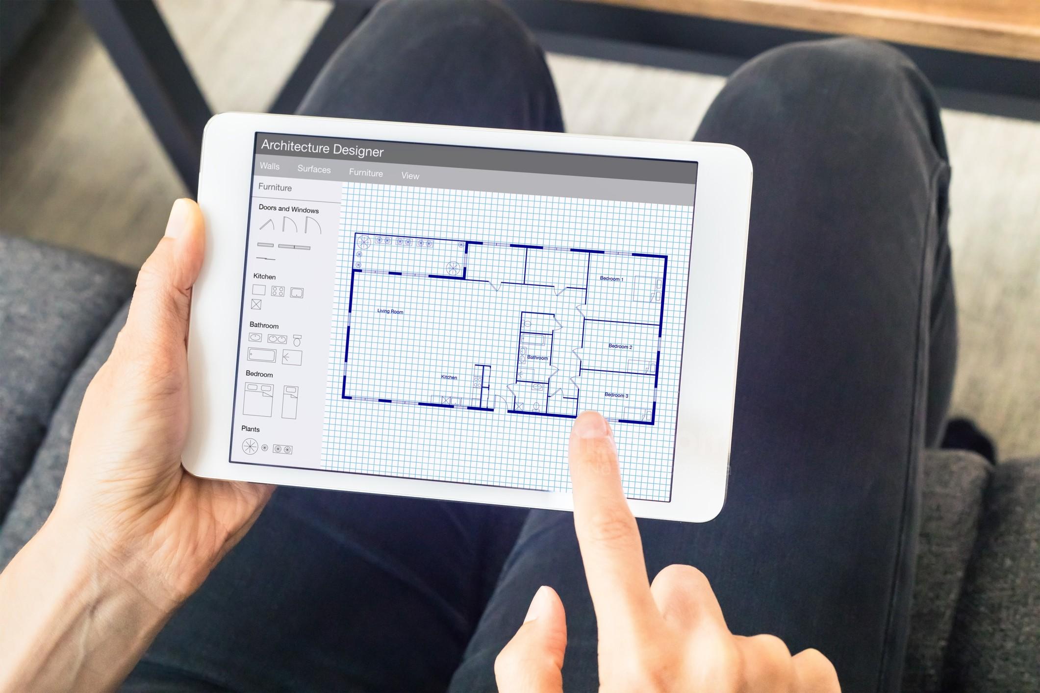 21 Aplikasi Desain Rumah Untuk Perangkat Android Ios Pc