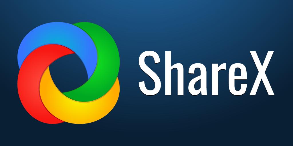 aplikasi sharex untuk screenshot layr pc