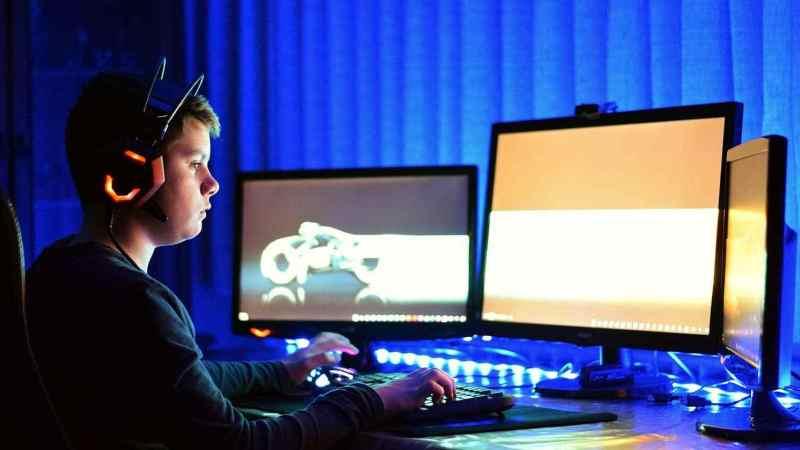 permainan game online pc