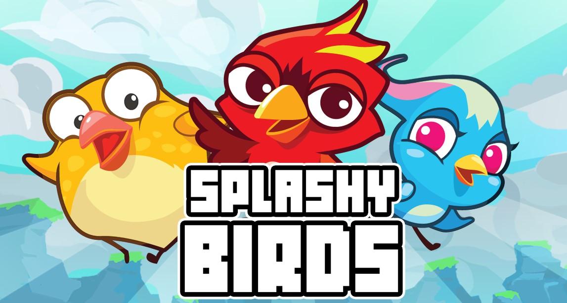 permainan di hp anrdroid terbaik Splashy Bird