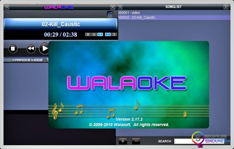 aplikasi karaoke di laptop