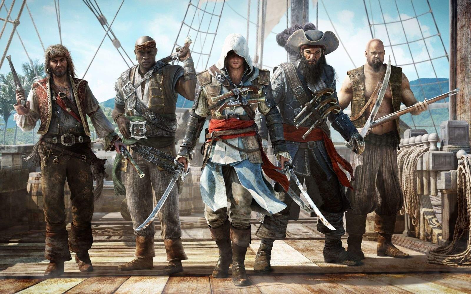 game Assassin's Creed Pirates terbaik