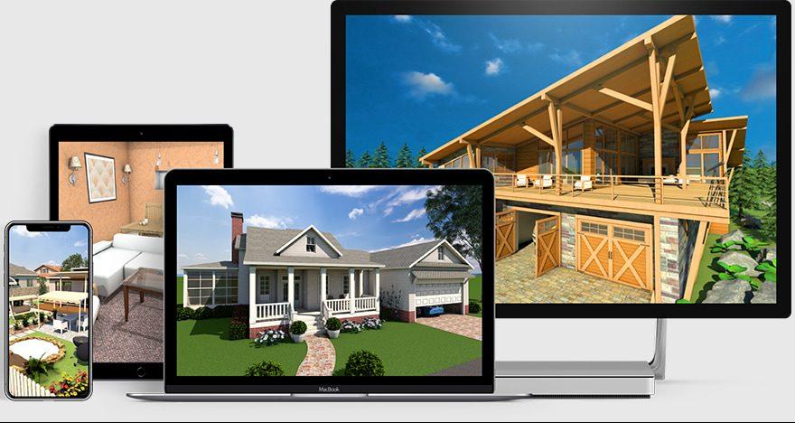 desain rumah sendiri