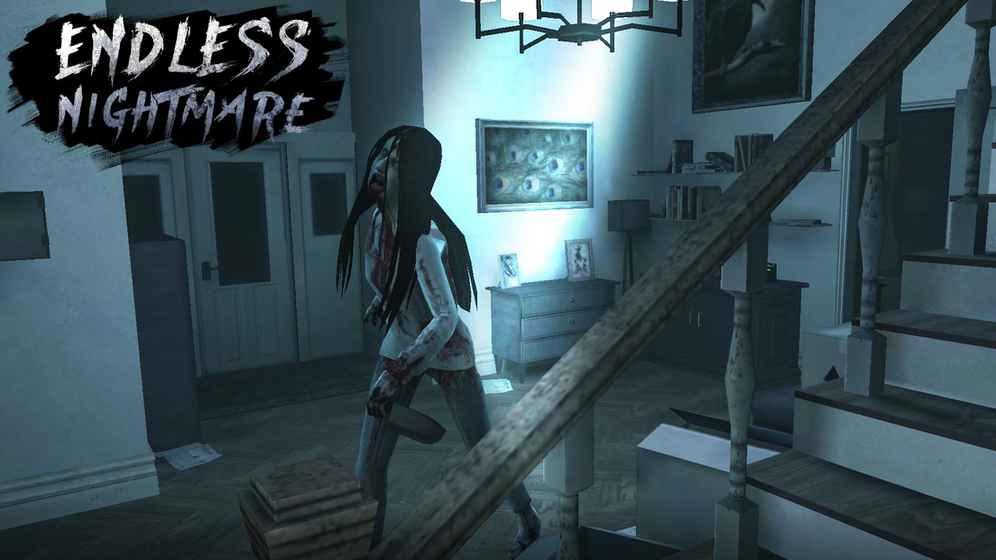 game horror paling mengerikan Endless Nightmare