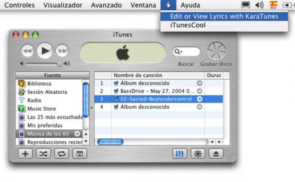 aplikasi karaoke pada mac os