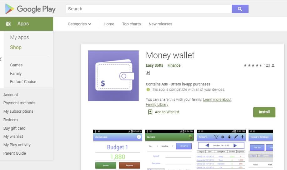 aplikasi mendapatkan uang dari internet