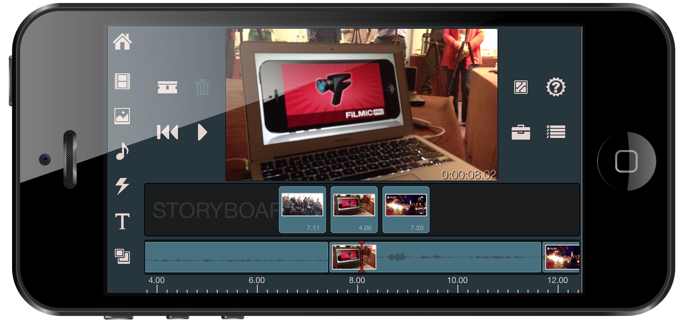 aplikasi edit video dengan pinacle