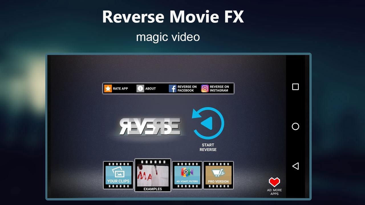 download aplikasi edit video reverse movie fx