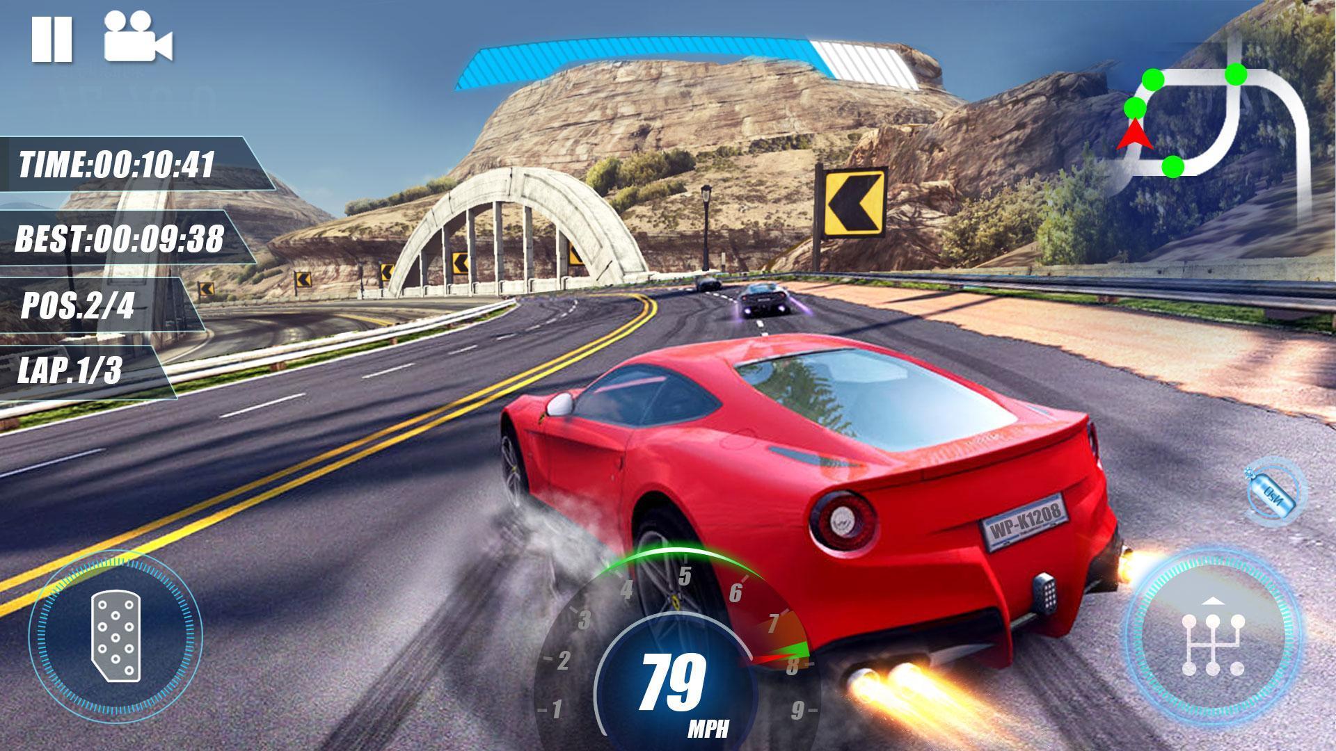 game Speedway Drifting