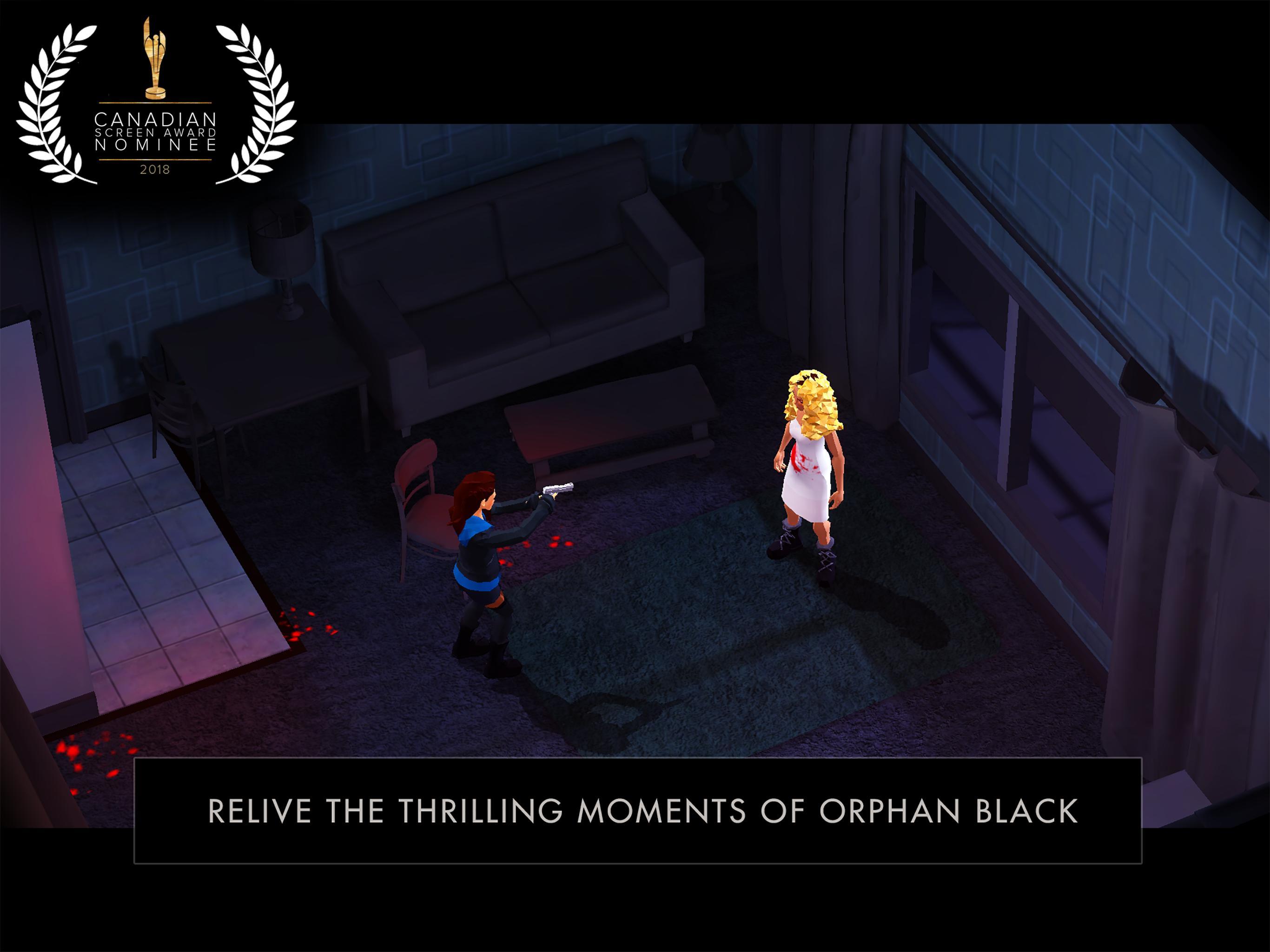 game orphan black di Android