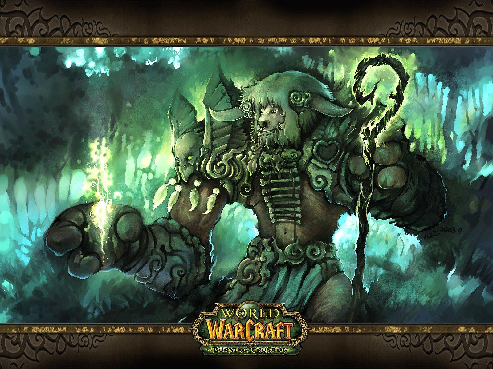 main game World of Warcraft: The Burning Crusade