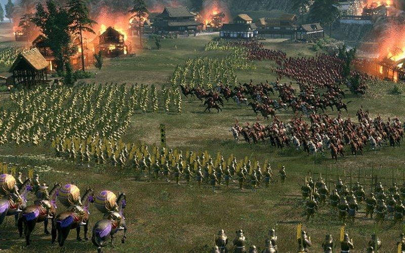 game Total War: Shogun 2