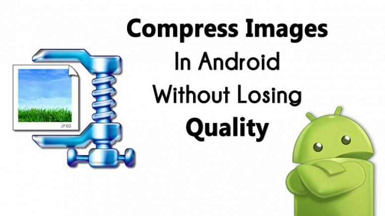 cara mengecilkan gambar di Android