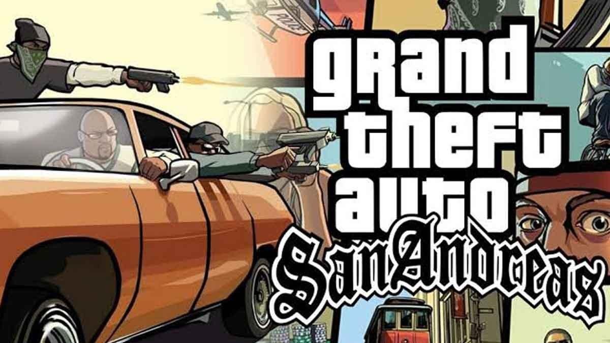 cara seru bermain GTA San Andreas