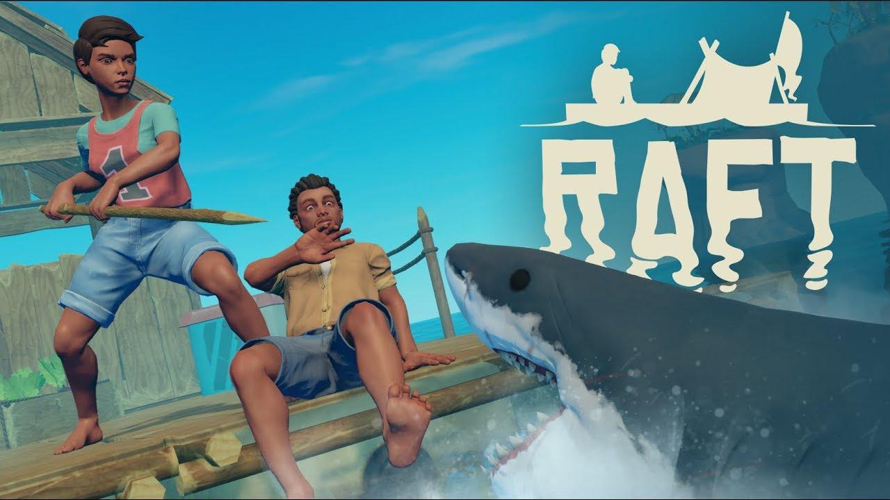 permainan raft paling seru