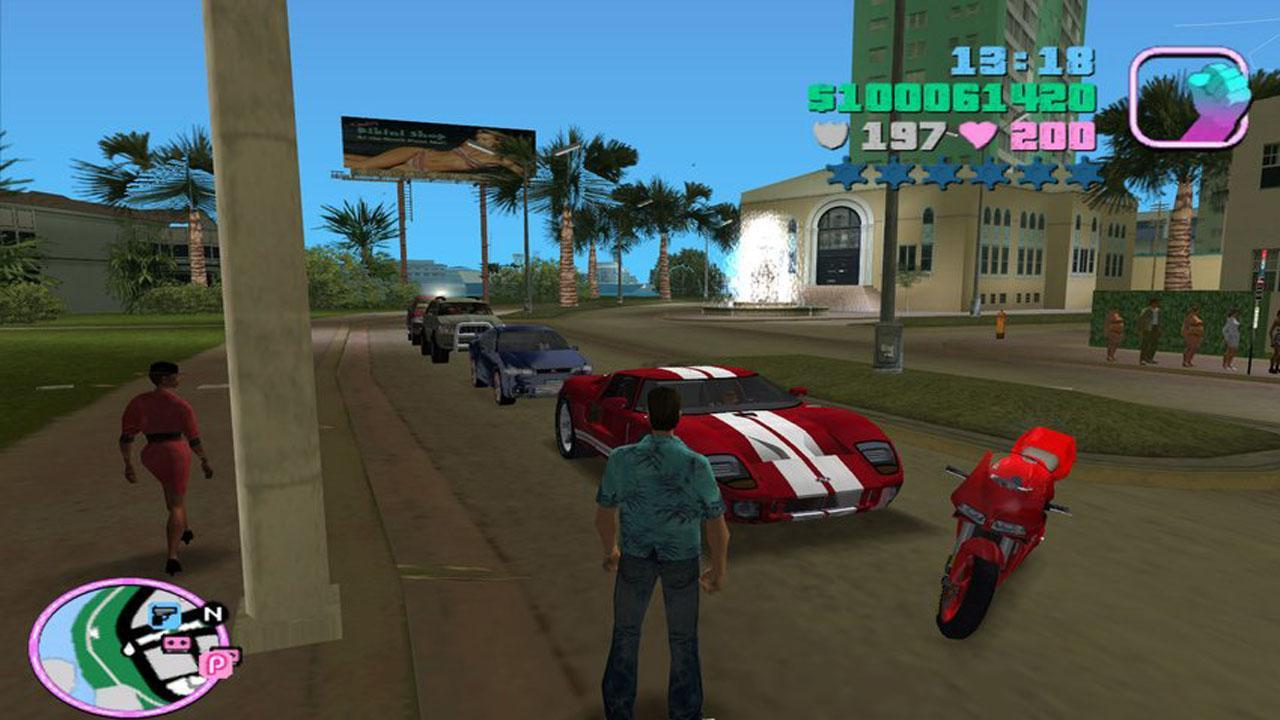 gam gta vice city stories