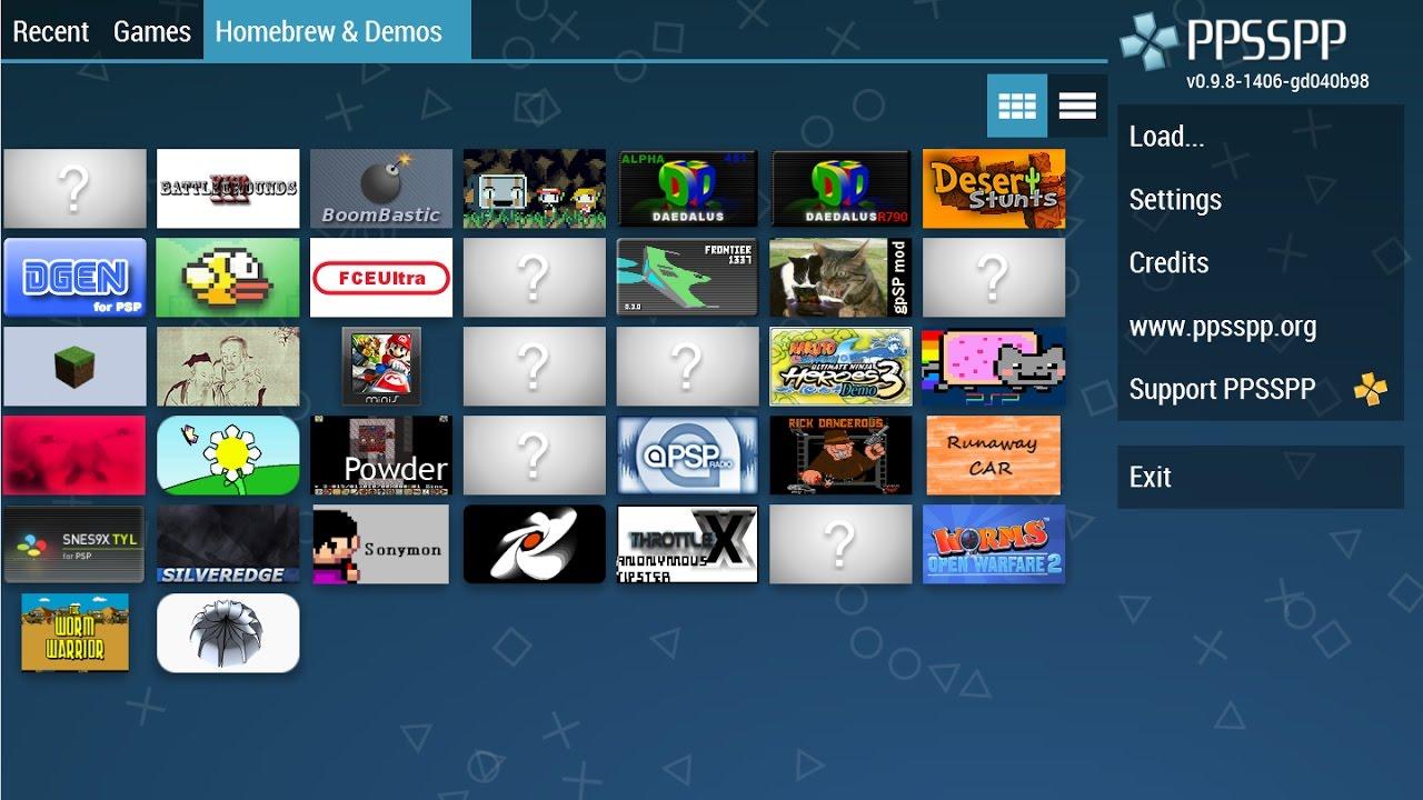download kumpulan game terbaik ppsspp iso