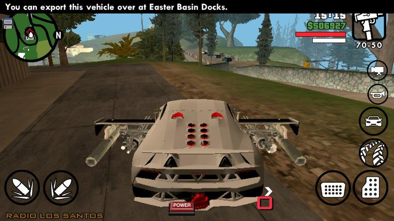 cheat kendaraan di GTA San Andreas