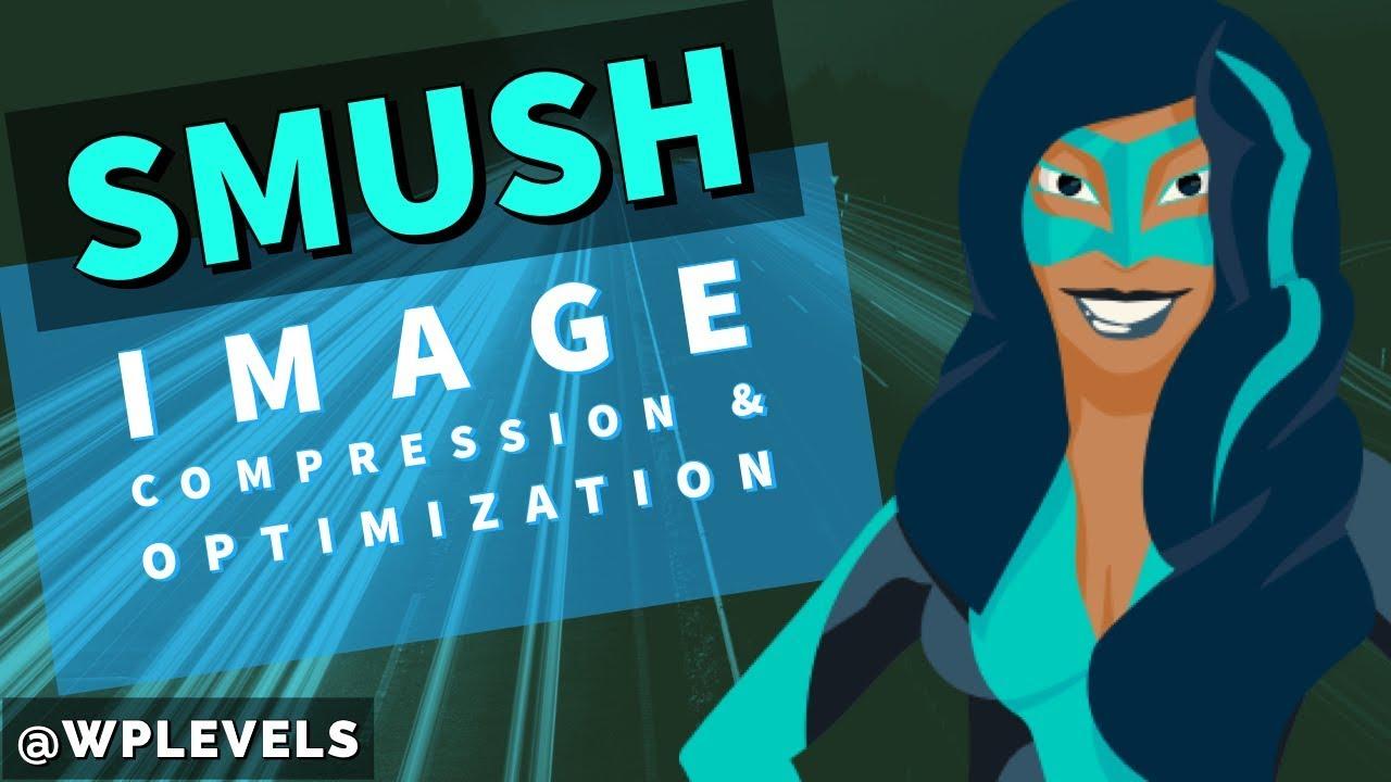 cara menggunakan smush image compression