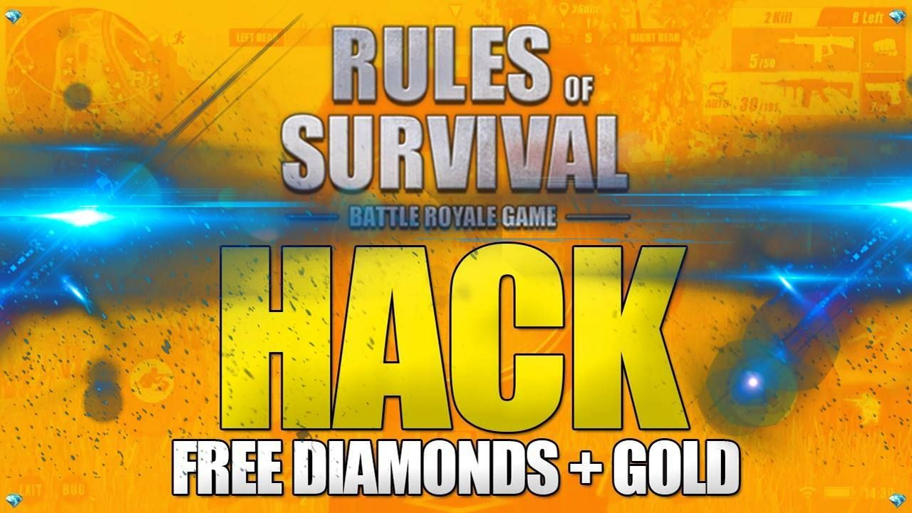 cheat rules of survival