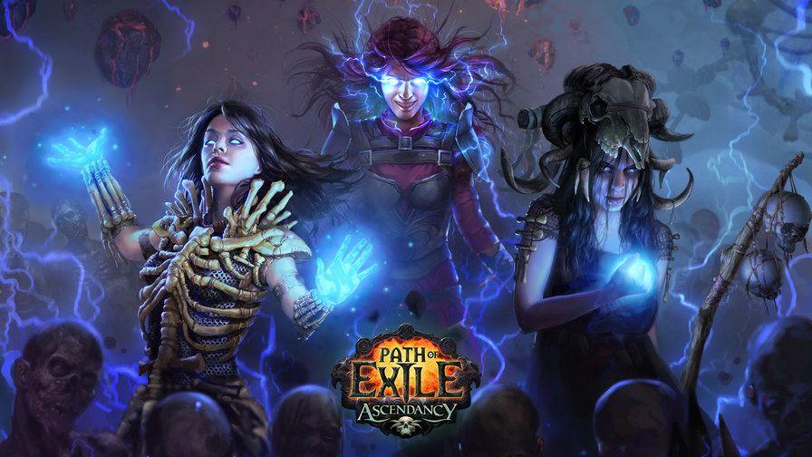 permainan path exile di pC
