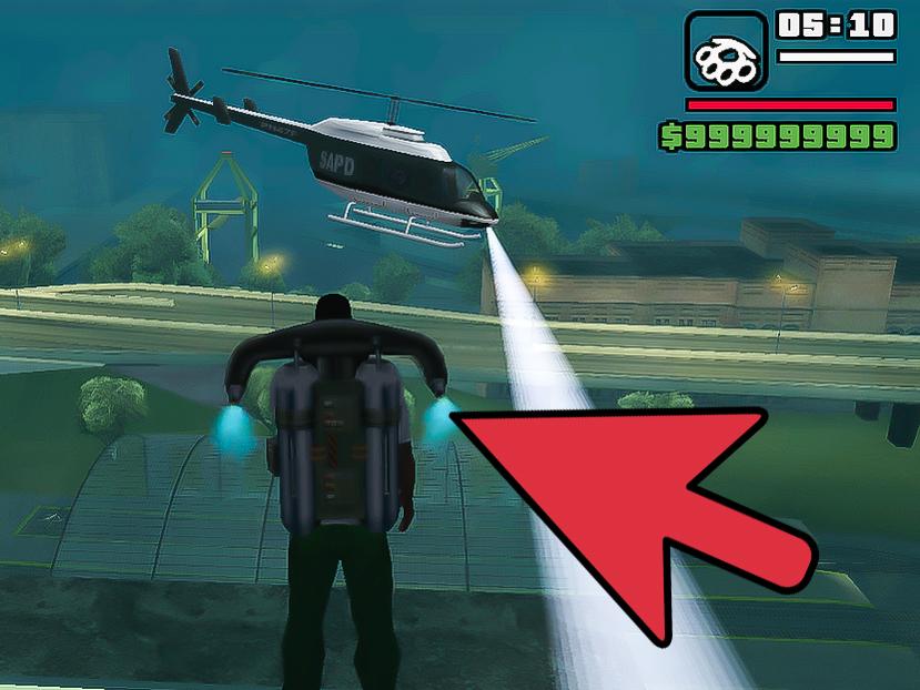 cara skill GTA San Andreas