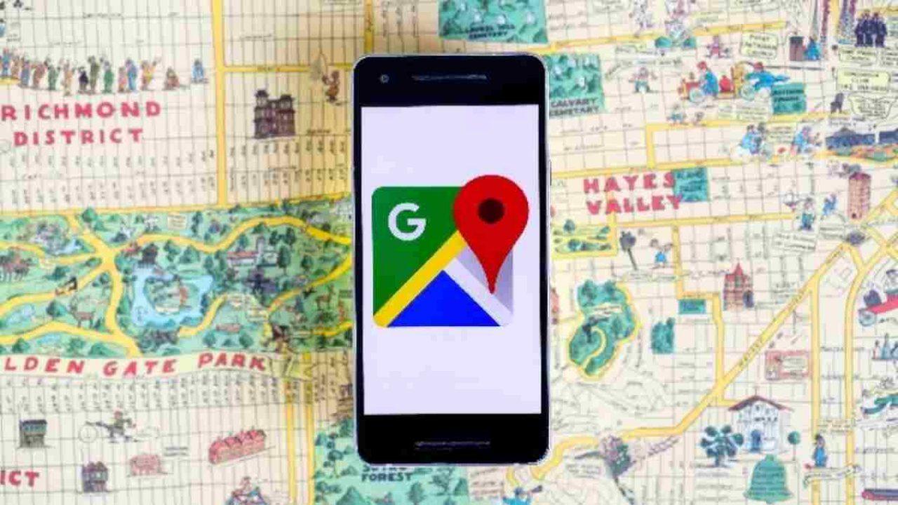 mematikan internet di google maps