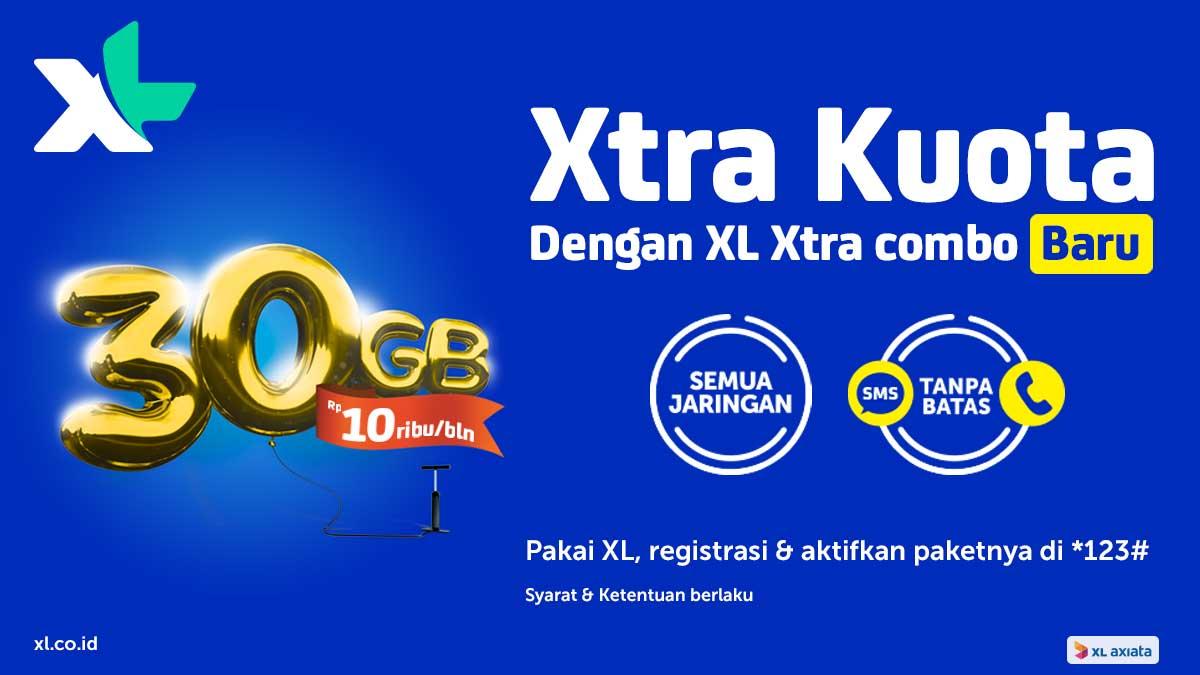 paket XL Xtra Kuota