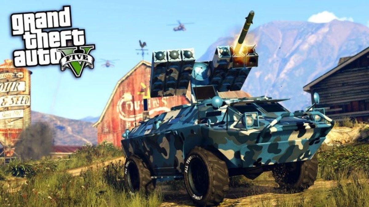 cheat kendaraan di GTA PS3