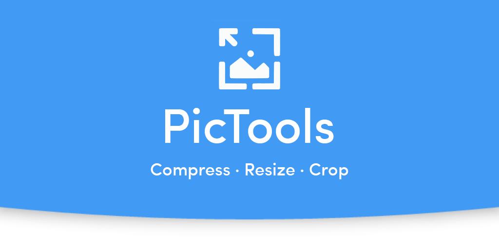 resize gambar dengan pictools
