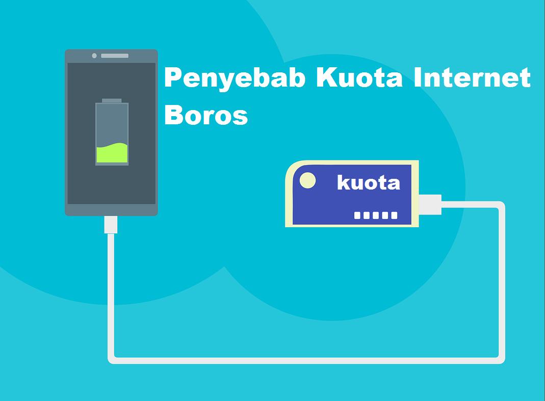 Penyebab Kuota Internet Telkomsel Boros & Cepat Habis