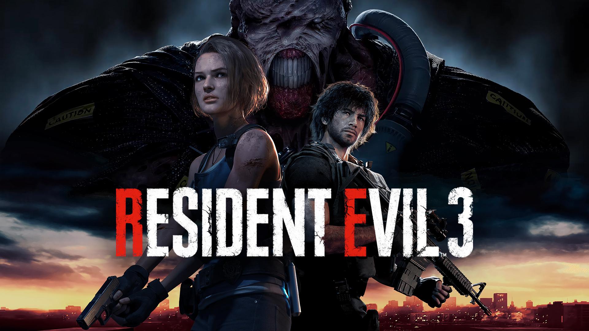 download game resident evil 3