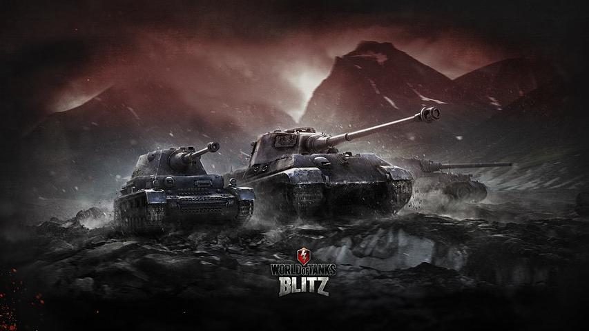 main game world of tank di PC