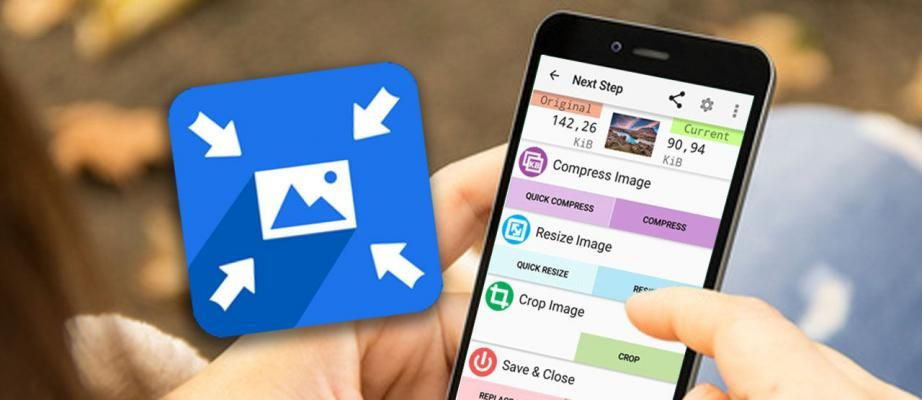 resize gambar di iphone
