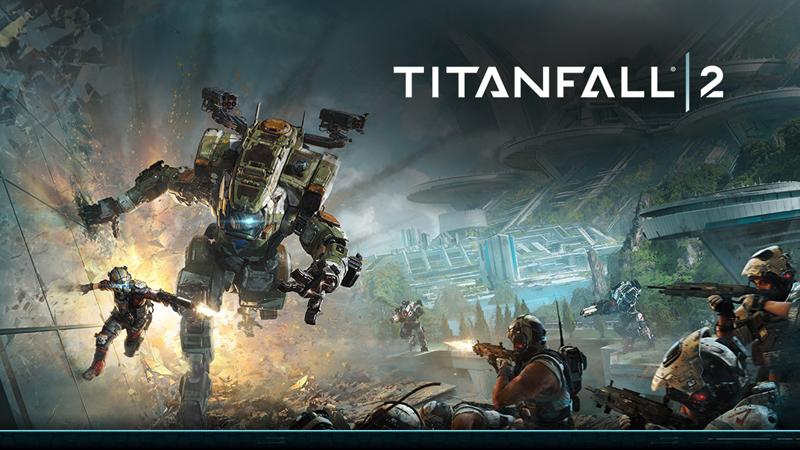 permainan titanfall di PC