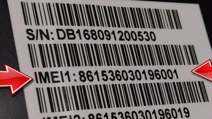 cara cek IMEI di HP Samsung