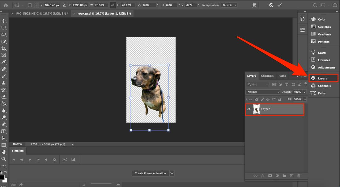 cara mengecilkan gambar menjadi 200kb di photoshop